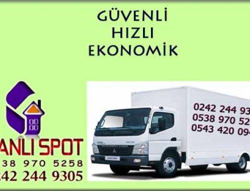 Şanlı Spot Antalya