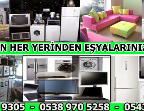 Antalya'da İkinci El Eşya Alanlar – 0543 420 0946
