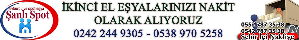 Şanlı spot Logo